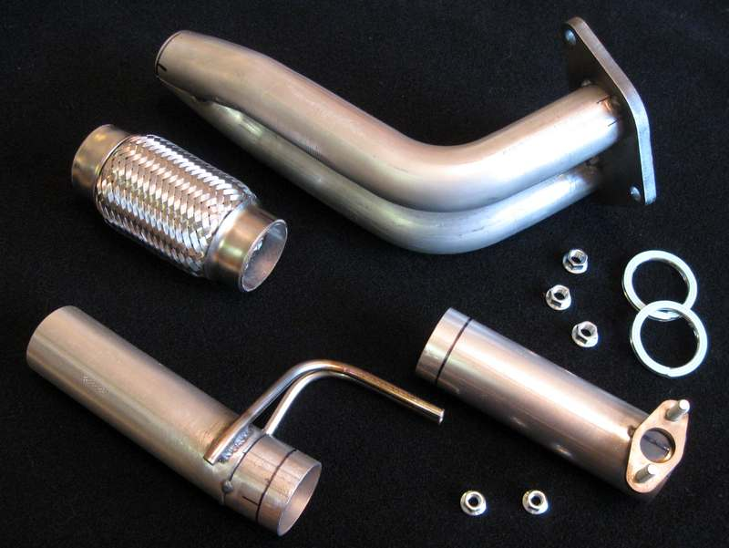 20V Racing Downpipe - Kit or Assembled